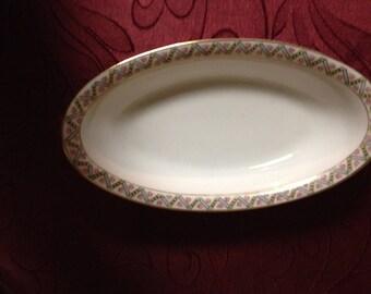 Noritake M The Metz Olive Plate