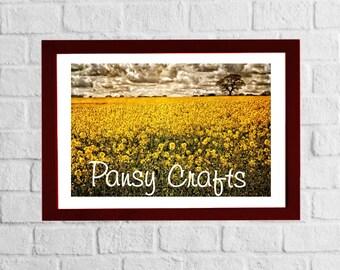 Spring Photography, English Countryside, Digital Download, Printable Art, Prints, Modern, English Wall Art, Poster, Scrapbooking, Backdrop
