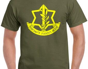 IDF T-Shirt 0438