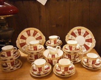 Edwardian Tea Set - Antique