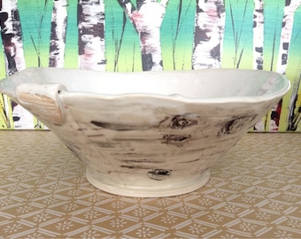 Birch bark bowl  SPECIAL ORDER