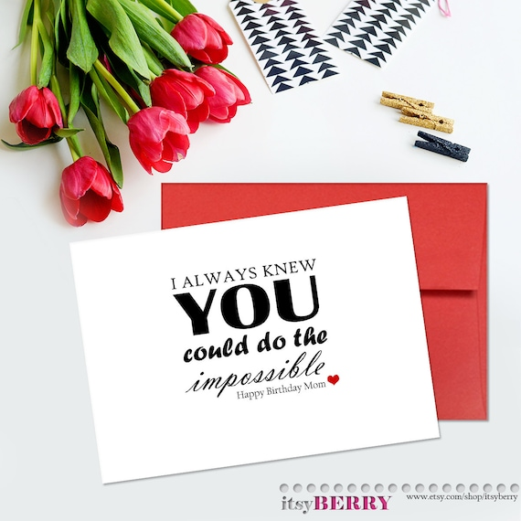 Happy birthday mom greeting cards quote cards typography happy birthday mom greeting cards quote cards typography diy happy birthday printable digital file bookmarktalkfo Images