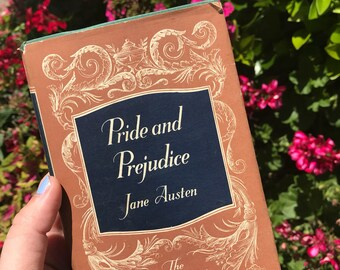 Pride and Prejudice by Jane Austen - Vintage