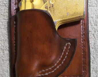 right/brown/wallet/Beretta Bobcat