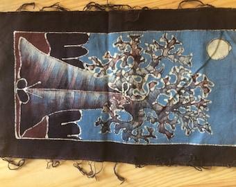 Small Batik painting