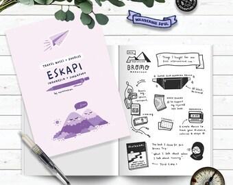 Travel Journal : Eskapi