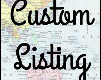 custom listing for ahud24