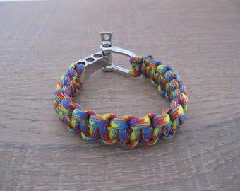Paracord men bracelet