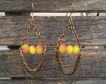 Lemonade Stand Earrings