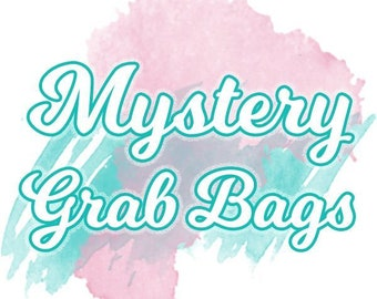 Mystery Grab Bag -  surprise box - Jewelry surprise - grab bag - mystery bag