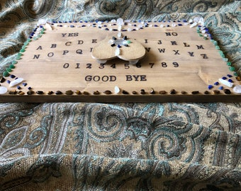 Board of Atlantis - Wooden Ouija Board by Jerry's Apothecary