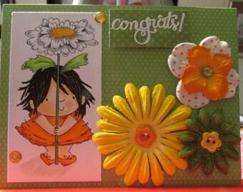 Congrats Floral