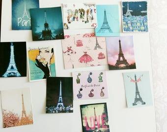 Paris Sticker Set