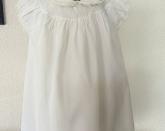 Two piece Baby Girl Dress/over frock by The Original Nappies