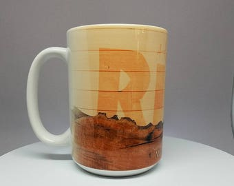 "Easter Mug - ""He has Risen"" (4 of 4)"