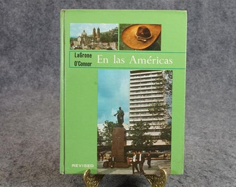En Las Americas By Lagrone O'connor C. 1970.