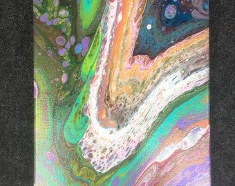 Microscopic Granite Portal