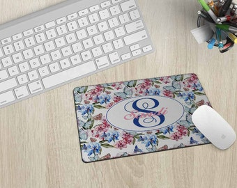 Personalized Mouse Pad, Mouse mat, Mousepad, Custom Mouse Pad, Monogram Mouse pad, Pad, Monogram Mousepad, Mouse Pad, Computer mouse pad #2