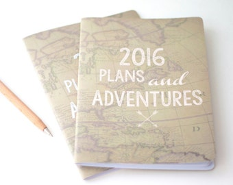 World map notebook etsy plans and adventures notebook a5 handmade journal world map gumiabroncs