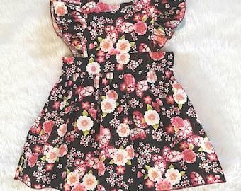 Pinny Dress Oriental