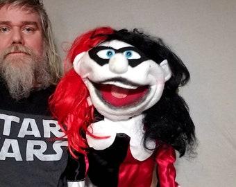 Joker & Harley Puppet special!