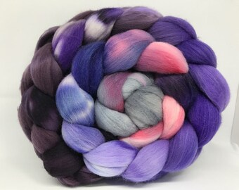 Spinning Fiber Rambouillet/Bombyx 60/40 - 5oz - Mouseheart 2