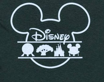 Iron on transfers for Magical Vacations, Iron on Decal, Heat Transfer, Iron on Vinyl, DIY Iron on  Shirts, Family Shirts for Disney
