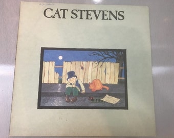Vinyl LP Cat Stevens Teaser And The Firecat 1976 Germany