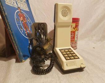 Vintage  spectra phone OP-50 desktop phone
