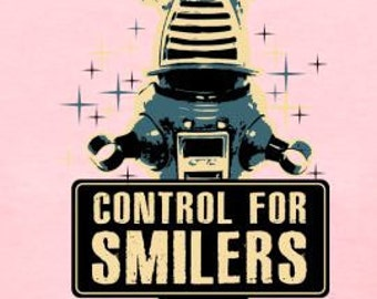 Phish Control For Smilers (Robot) Lot Shirt | Women's