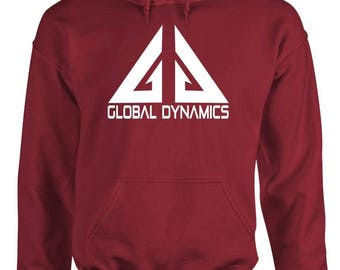 GLOBAL DYNAMICS - Adult Hoodies