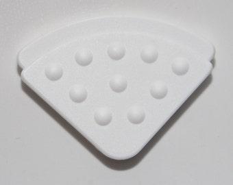 White Baby Corner Teether (Multi Pack options)