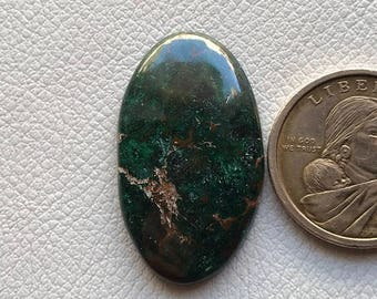 Aesthetic Chrysocolla Top Quality, Jewelry, Rings, Pendants, Silversmith, Handmade, High Polished Cabochons Gemstone