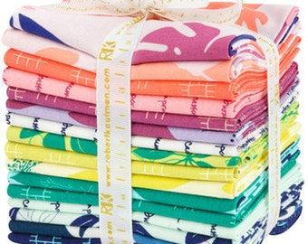 Conservatory Bundle by Heather Jones NEW Fat Quarter Bundle Complete Collection for Robert Kaufman fabric