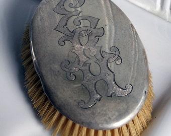 Silver Dressing Brush