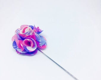 Wedding Lapel Pin, Mens Lapel Pin, Lapel Flower Pin, Flower Lapel Pin, Boutonniere, Lapel, Lapel Pin