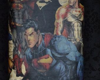 Stainless Steel Comic Book Flask - 8 oz (Green Lantern or Superman)