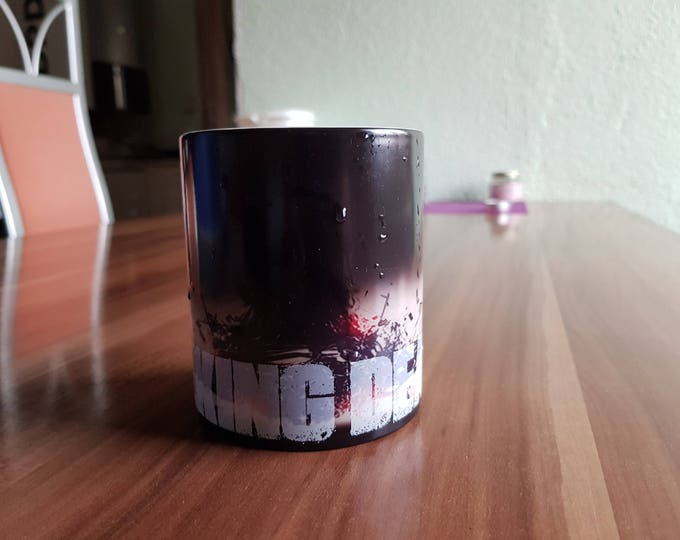 TipTop! The Walking Dead Zombie magic Cup Christmas gift Christmas Magic Cup