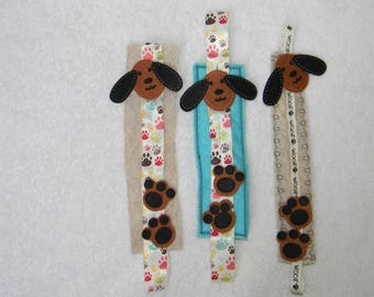 Animal Themed Bookmarks
