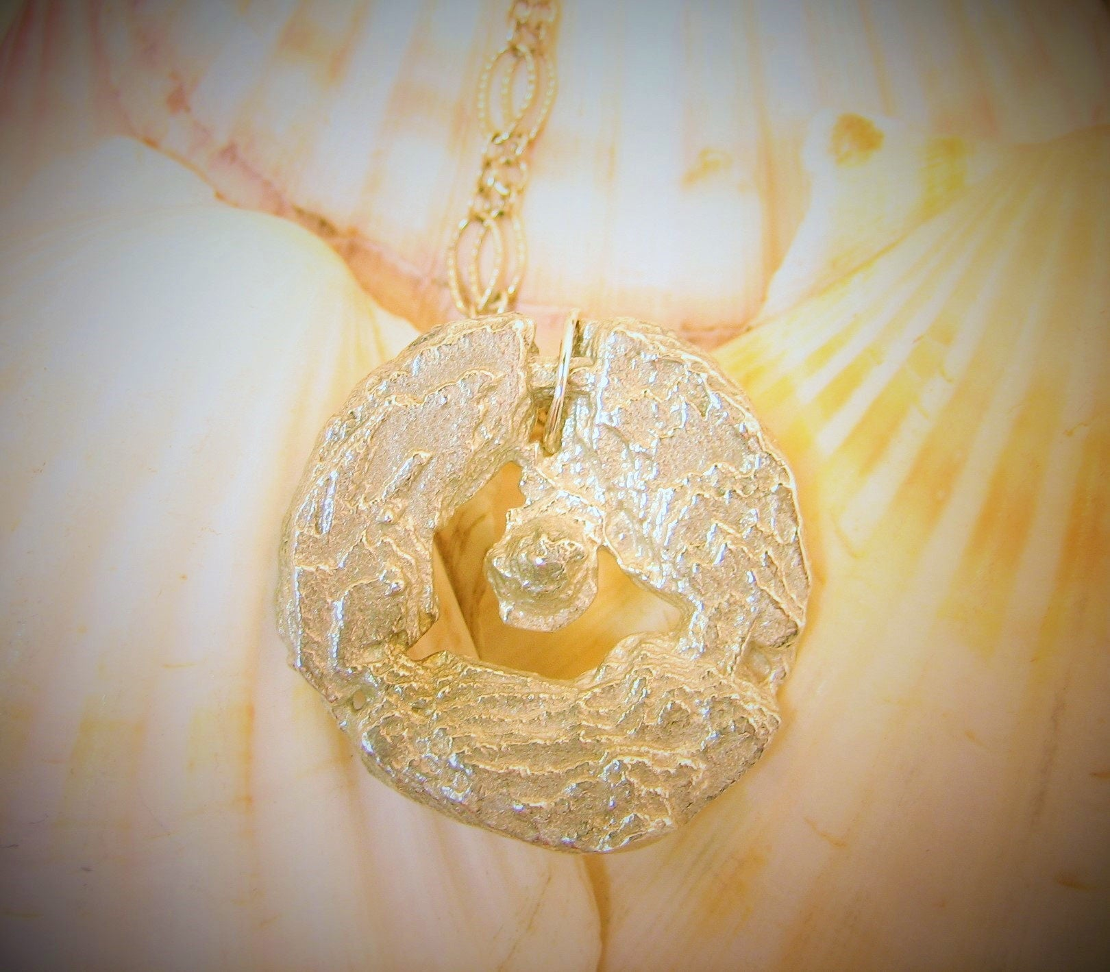 Sun necklace. Large silver sunshine pendant. Medallion necklace. Large disc pendant. Sun jewelry. Boho jewelry. Sterling silver pendant.