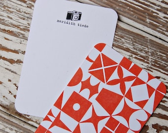 Personalized Note Cards - Polly Note