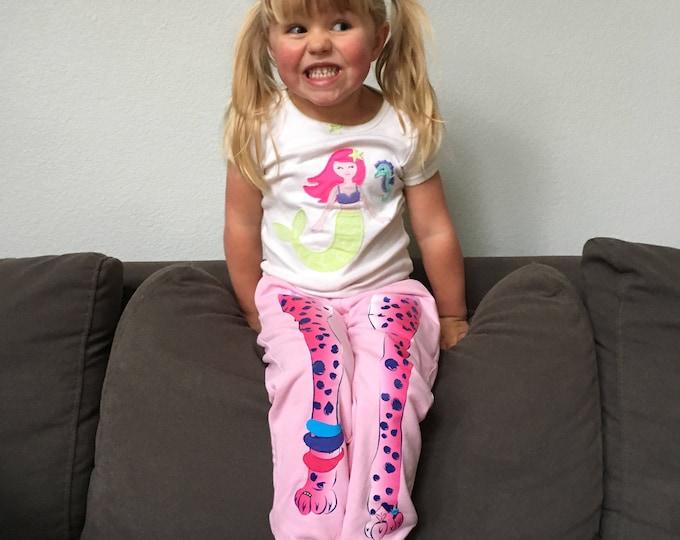 Featured listing image: Cheetah Pants, Kids Sweatpants, Kids Joggers, Kids Christmas Gift, Wild Kratts, Cheetah Print, Kids Sweatshirt