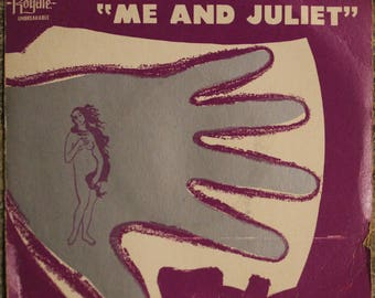 """Hits from Rodgers and Hammerstein's """"Me and Juliet"""" (Royale, EP 276, 45 RPM, Sleeve Cover Variant)"""