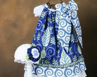 Pillowcase Dress, Petticoat or Blouse and Big Bow All 3 Pdf Patterns SAVE on COMBO Children Clothing Instant Download Handmade Pattern