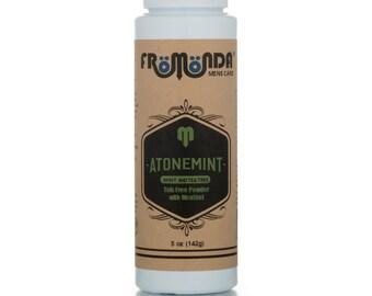 Fromonda AtoneMint Talc Free Body Powder with Menthol - 5oz