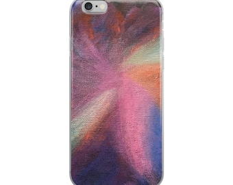 iPhone Case, unique pattern- easy to find.