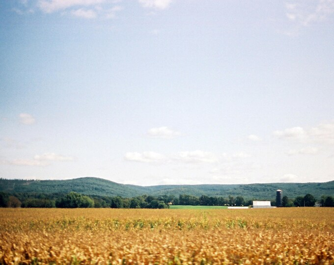 I-81, Virginia, USA - Digital C-Print