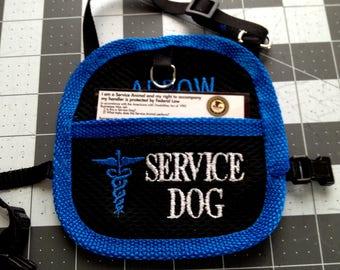 Therapy Dog Vest Amazon
