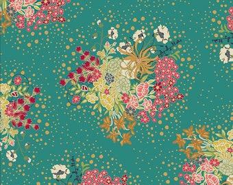 Fabric AGF Verdant Bloom  - By the yard -  IFL-46308