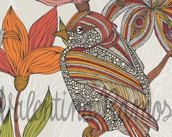 Lou the bird Print